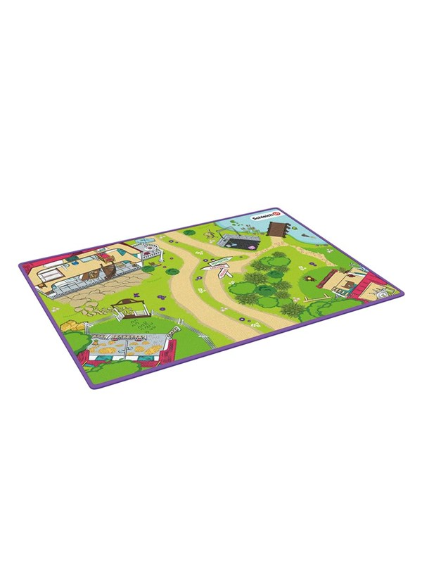 Image of   Schleich Horse Club playmat