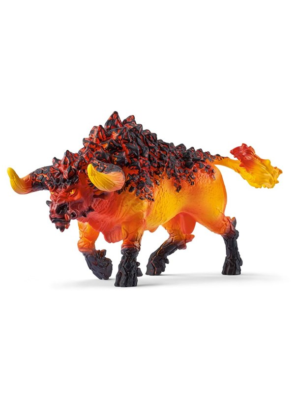 Image of   Schleich Fire Bull