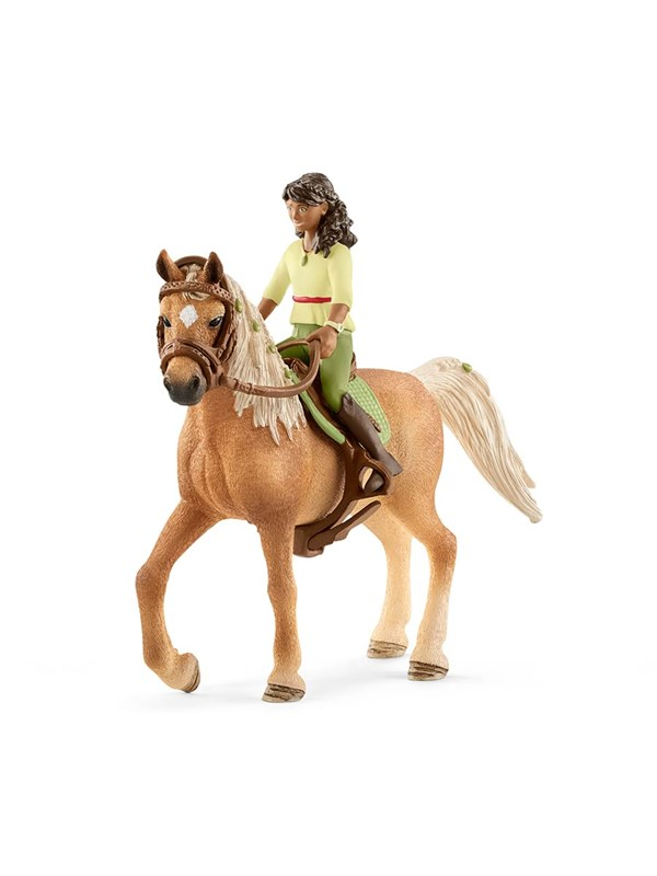 Image of   Schleich Horse Club Sarah & Mystery