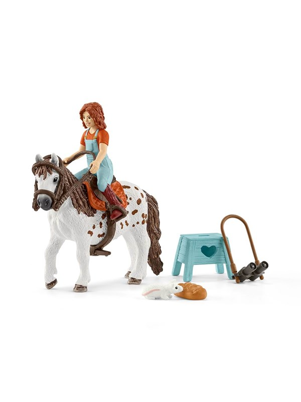 Image of   Schleich Horse Club Mia & Spotty