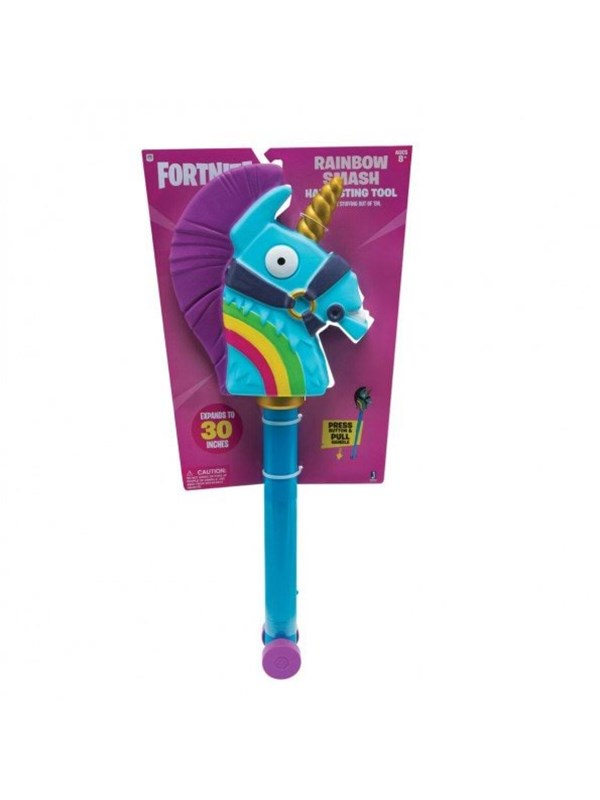 Image of   Fortnite Foam Tools Rainbow Smash