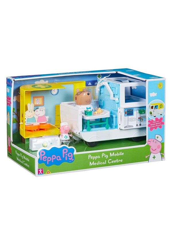 Image of   Peppa Pig mobile Medical Centre