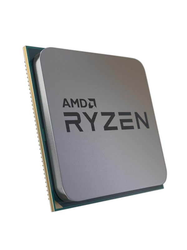 Image of   AMD Ryzen 5 3400G - Tray CPU - 4 kerner 3.7 GHz - AMD AM4 - Bulk (ingen køler)