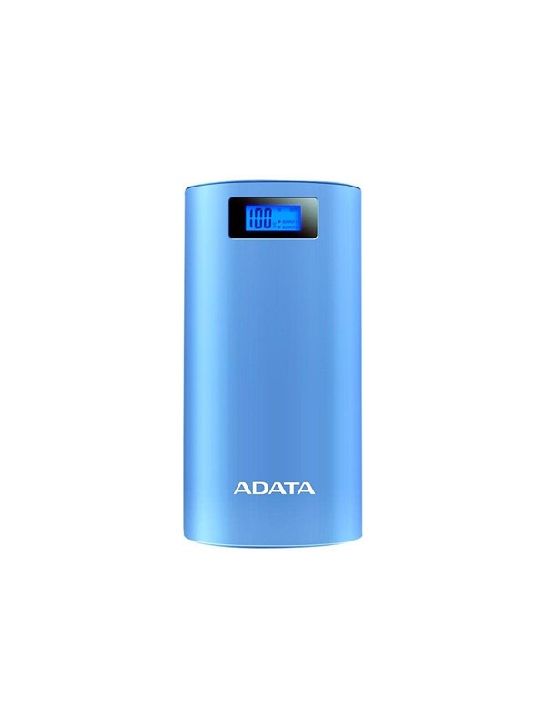 Image of   A-Data ADATA P20000D Powerbank - Blå -