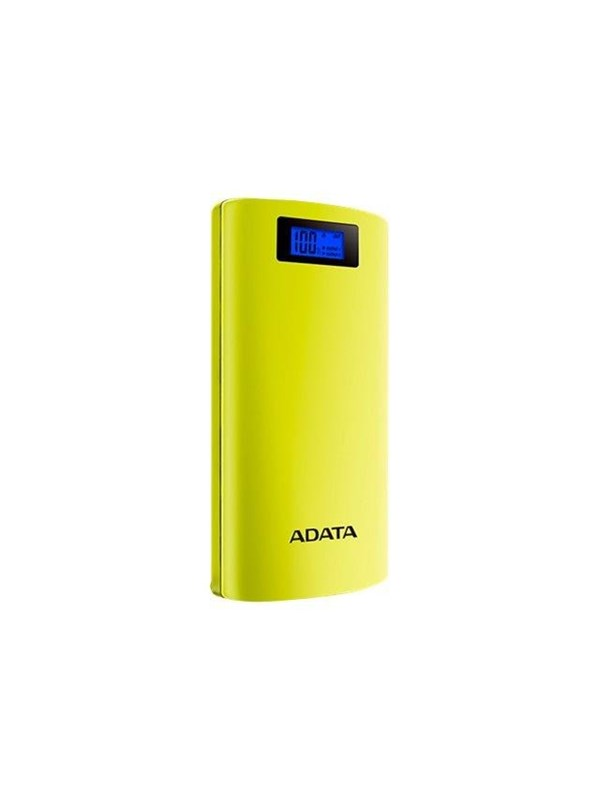 Image of   A-Data ADATA P20000D Powerbank - Gul -