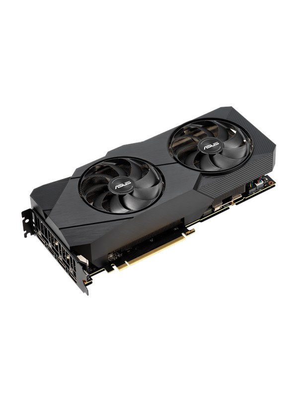 Image of   ASUS GeForce RTX 2080 SUPER DUAL OC EVO - 8GB GDDR6 RAM - Grafikkort
