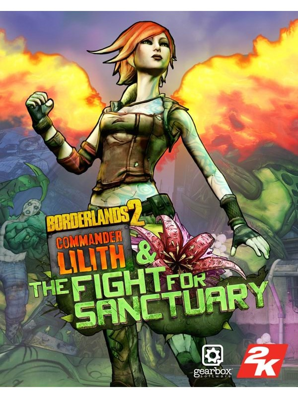 Image of   Borderlands 2: Commander Lilith & the Fight for Sanctuary - Windows - FPS