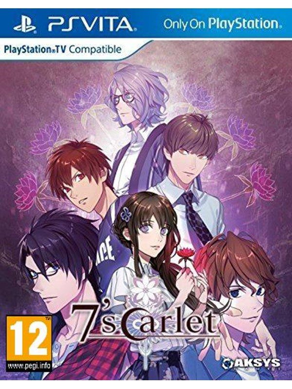 Image of   7'scarlet - Sony PlayStation Vita - Action