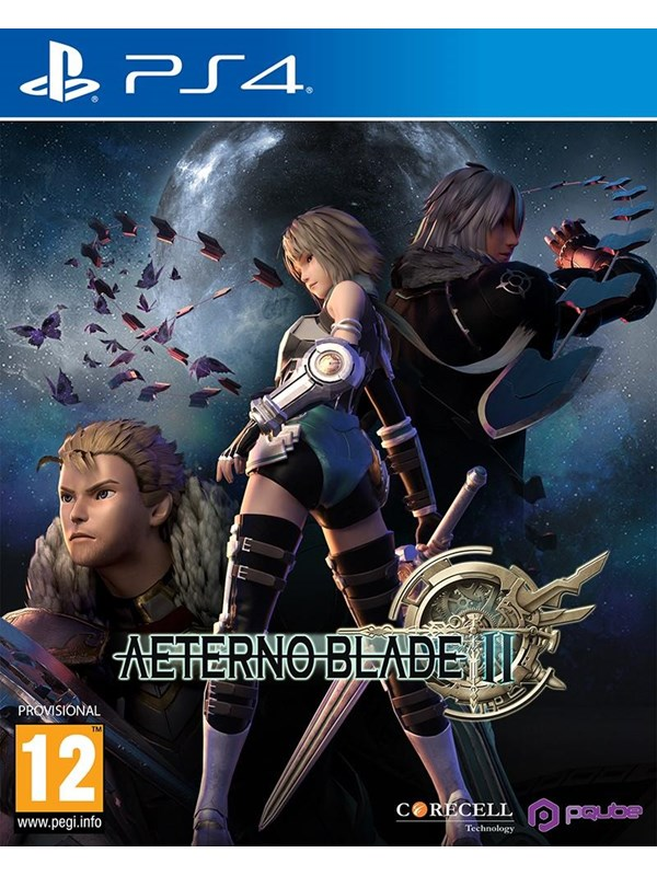 Image of   AeternoBlade II - Sony PlayStation 4 - Action