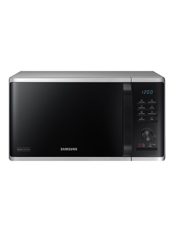 Image of   Samsung MS23K3515AS - microwave oven - freestanding - silver