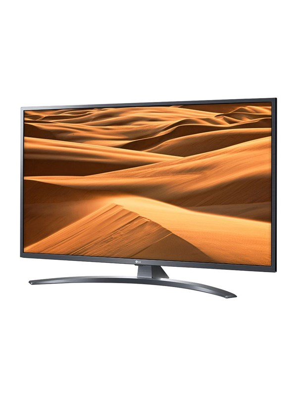 "Image of   LG 55"" Fladskærms TV 55UM7400 - LED - 4K -"