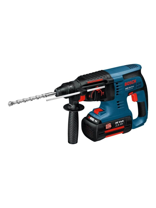 Image of   Bosch GBH 36 V-LI Plus Professional