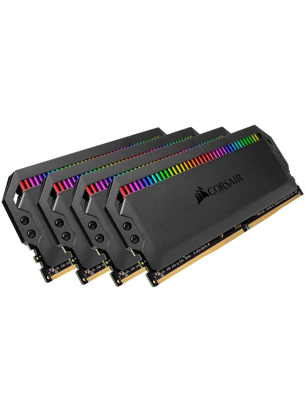 Image of   Corsair Dominator Platinum RGB DDR4-3600 C16 QC - 64GB