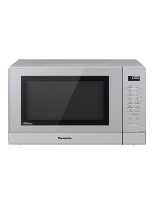 Image of   Panasonic NN-GT47KMGPG - microwave oven with grill - freestanding - silver