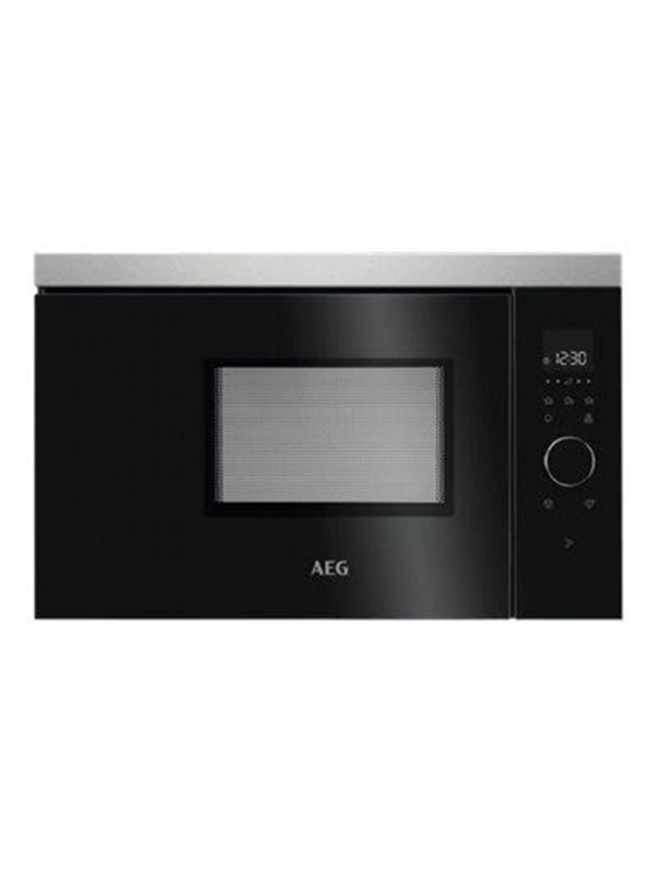 Image of   AEG MBB1756SEM - microwave oven - built-in - stainless steel