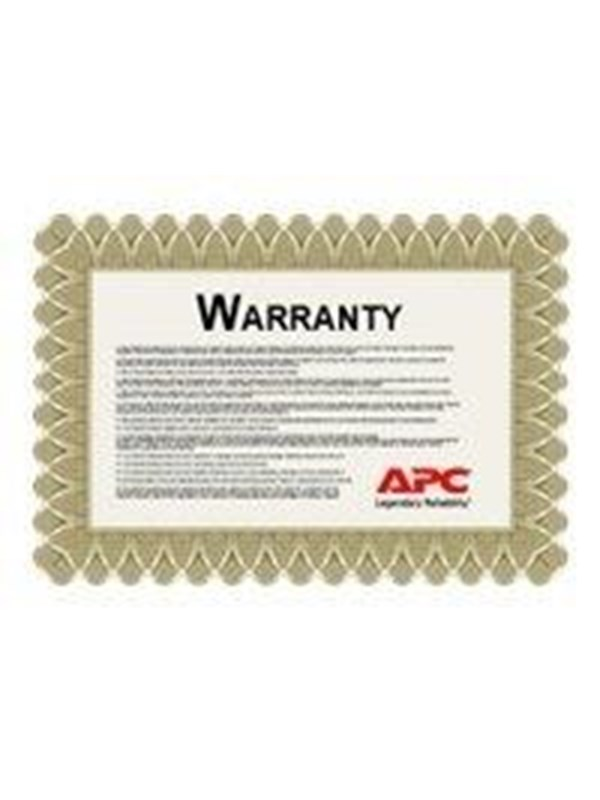 Image of   APC Extended Warranty Software Support Contract & Hardware Warranty