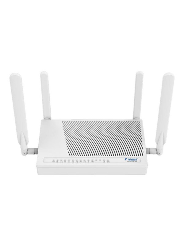 TELEWELL TW-EAV510 AC/LTE Wlan router CAT 6 – Trådløs router Wi-Fi 5