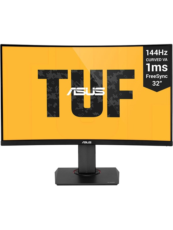 ASUS 31″ Skærm TUF Gaming VG32VQ – Sort – 1 ms AMD FreeSync
