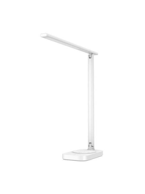 Image of   Baseus Lett - desk lamp with built in Qi-charger