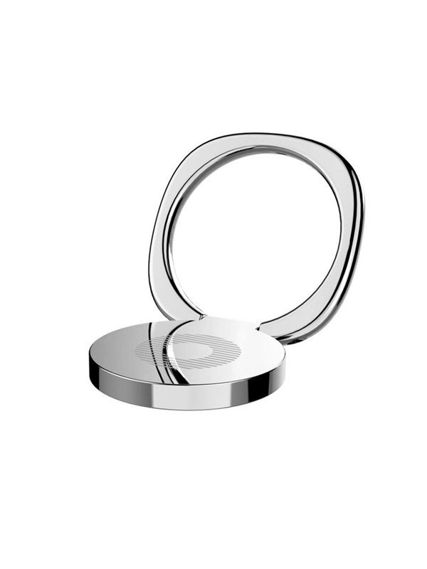 Image of   Baseus Privity ring bracket for most phones (Silver)
