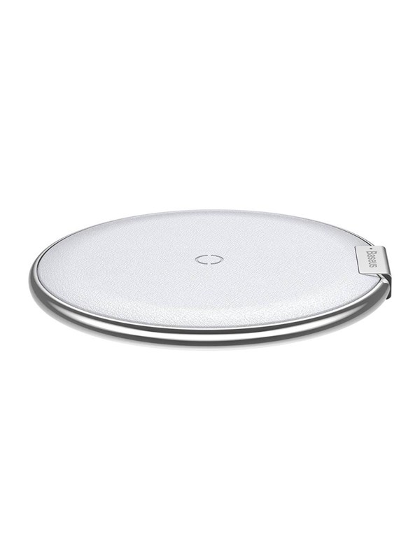 Image of   Baseus iX Desktop Wireless Charger - Silver