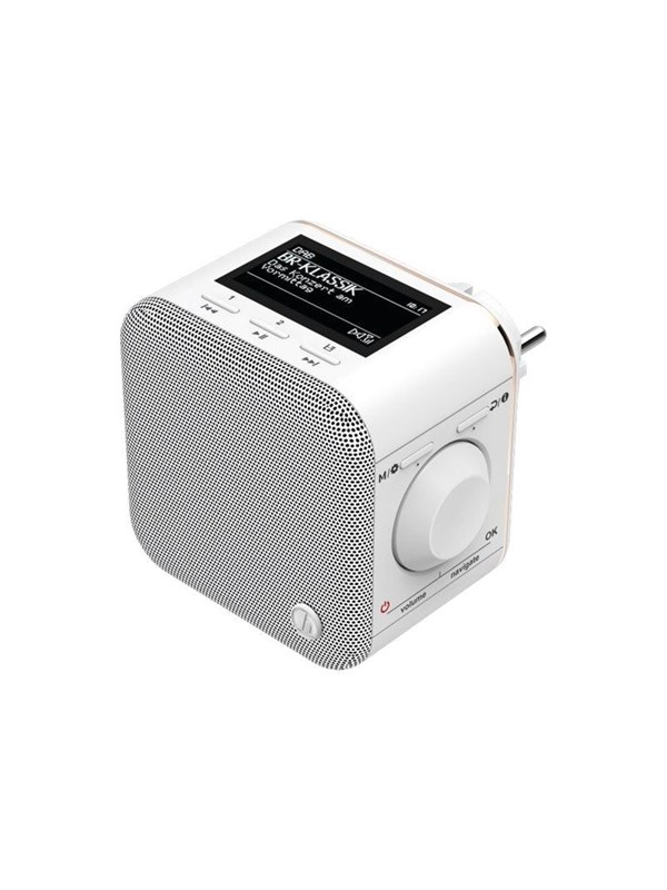 "Image of   Hama ""DR40BT-PlugIn"" - DAB radio -"