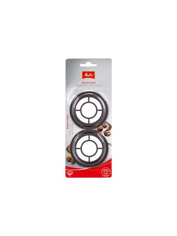 Melitta pad filter