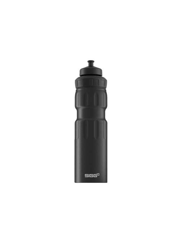 Image of   Sigg WMB Sports - drinking bottle - black - 0.75 L