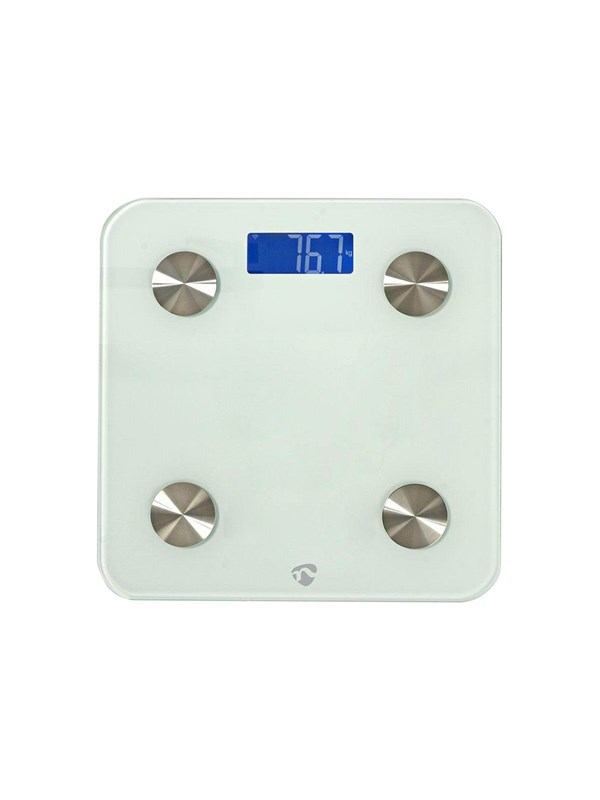 Image of   Nedis Analysevægt WiFi Smart Bathroom Scale