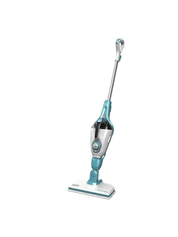 Black Decker Damprenser FSMH1351SM Gen 3 Steam Mop 5 in 1 with SteaMitt