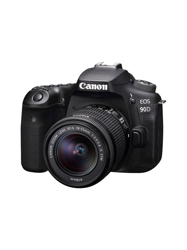 Image of   Canon EOS 90D 18-55mm STM