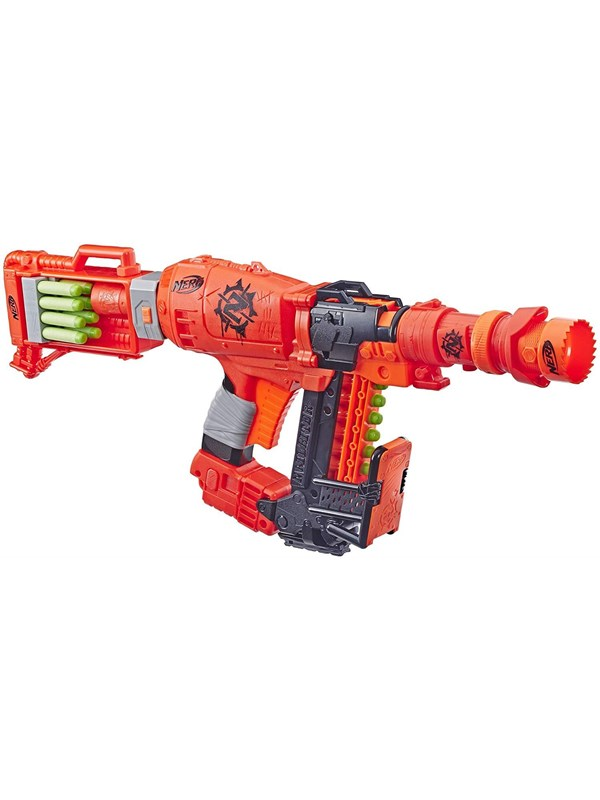 Image of   NERF Zombie Strike Nailbiter: Zoom & Doom