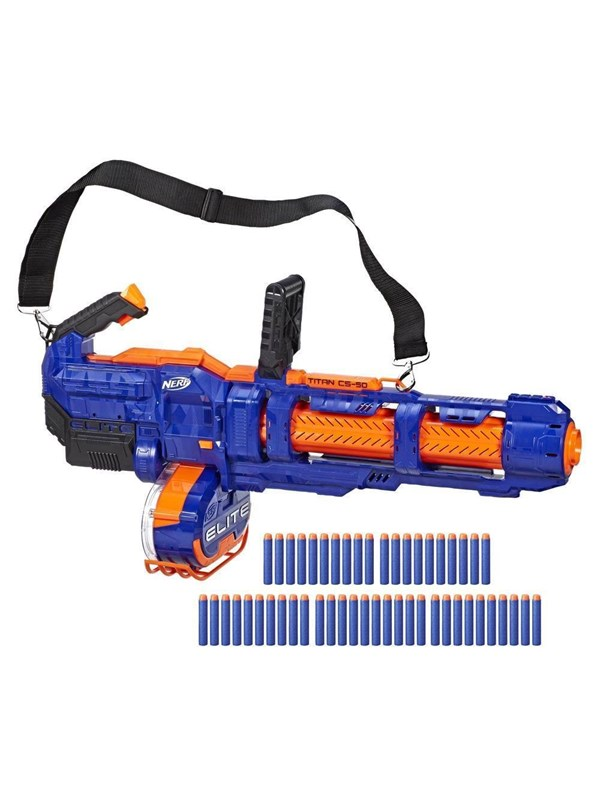 Image of   NERF N-Strike Elite Titan CS-50