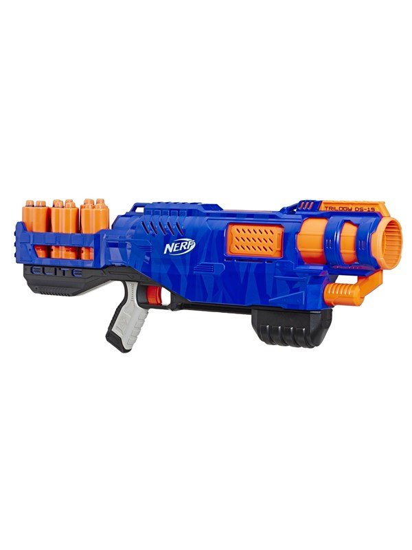 Image of   NERF - Elite N-Strike - Trilogy DS15