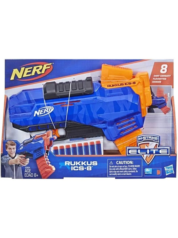 Image of   NERF N-Strike Elite - Rukkus ICS-8