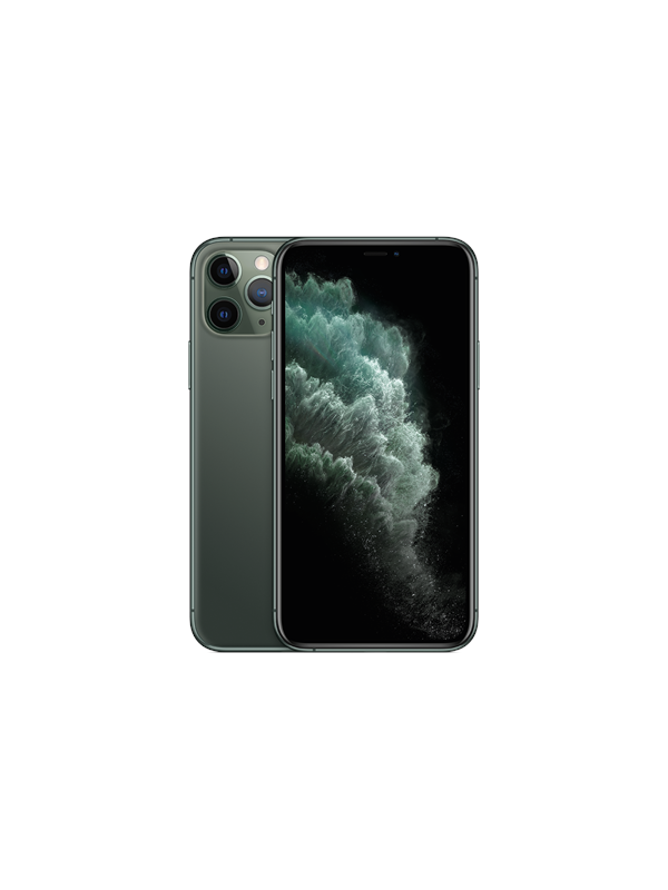 Image of   Apple iPhone 11 Pro Max 64GB - Midnight Green