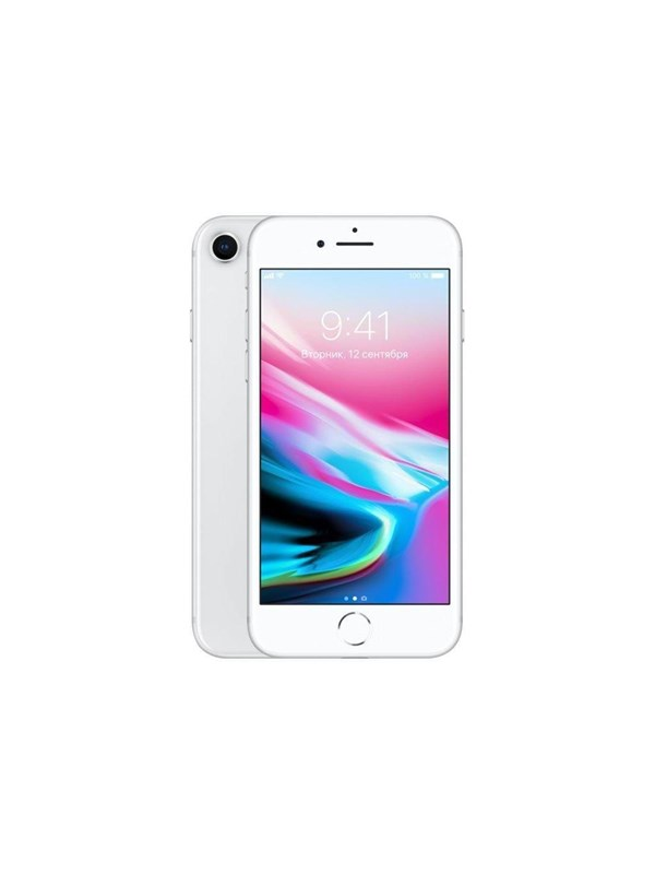 Image of   Apple iPhone 8 128GB - Silver