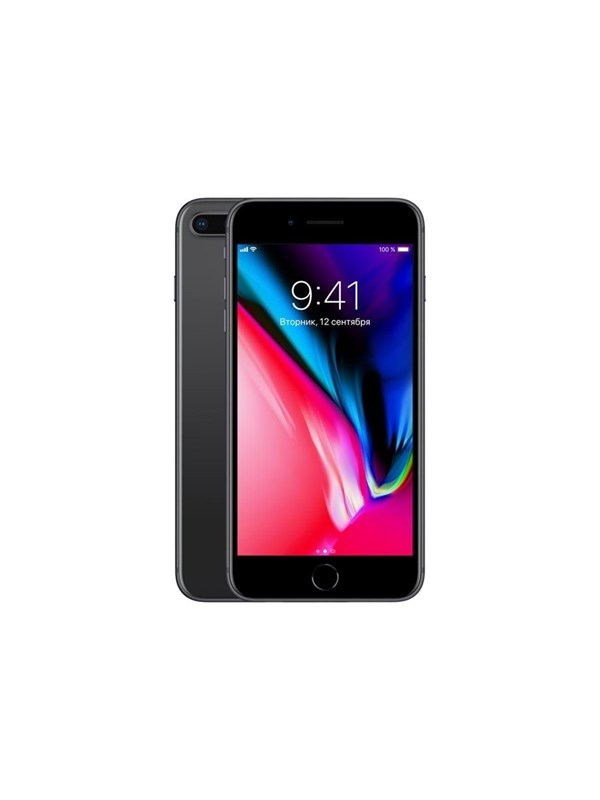 Image of   Apple iPhone 8 Plus 128GB - Space Grey