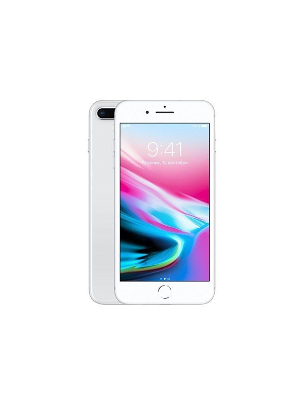 Image of   Apple iPhone 8 Plus 128GB - Silver