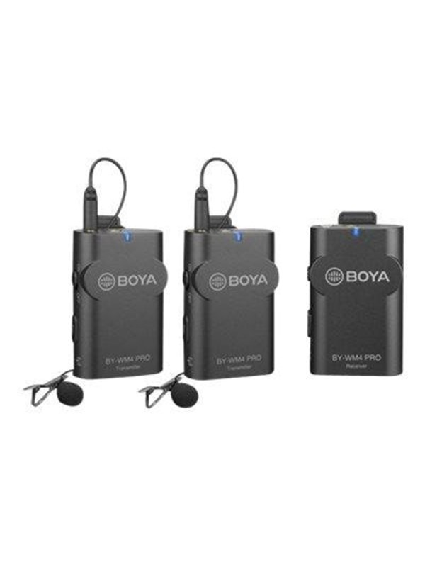 Image of   BOYA BY-WM4 Pro-K2 - wireless microphone