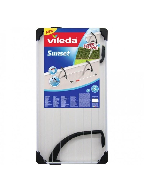 Image of   Vileda Sunset balcony dryer