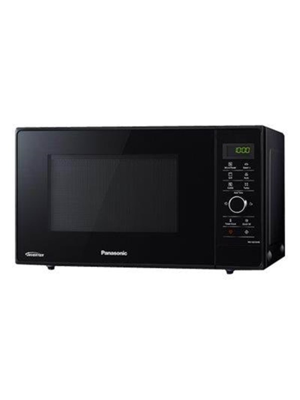 Image of   Panasonic NN-GD35 - microwave oven with grill - freestanding - black