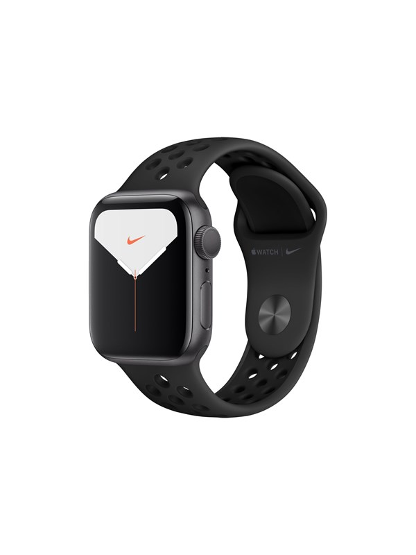 Image of   Apple Watch Nike Series 5 (GPS) 40mm Space Grey Aluminium Case with Anthracite/Black Nike Sport Band