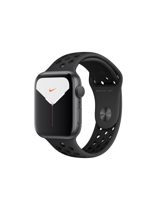 Image of   Apple Watch Nike Series 5 (GPS) 44mm Space Grey Aluminium Case with Anthracite/Black Nike Sport Band