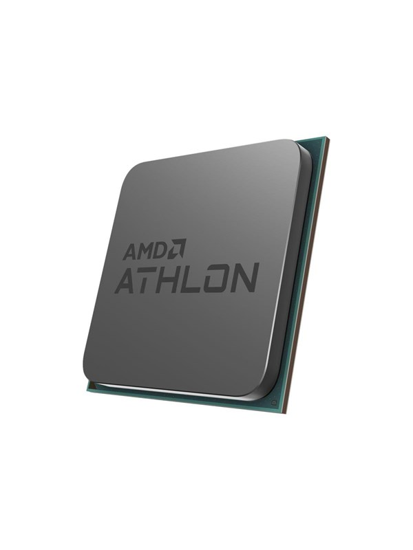 Image of   AMD Athlon 240GE / 3.5 GHz processor CPU - 2 kerner 3.5 GHz - AMD AM4 -