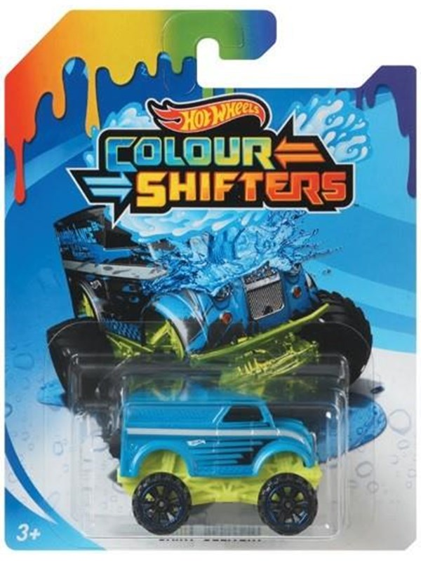 Image of   Hotwheels Hot Wheels Colour Shifters Vehicles