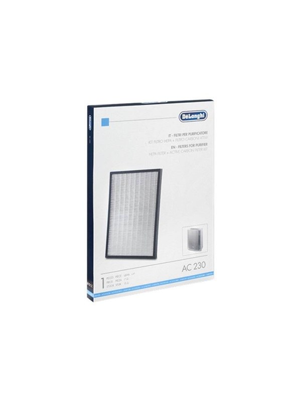 Image of   DeLonghi De'Longhi AC230 - filter kit