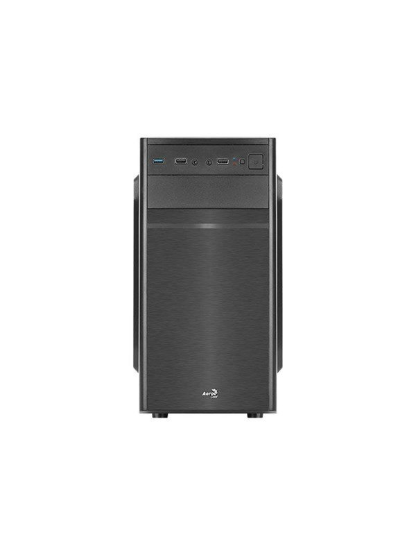 Image of   AeroCool PGS C Series CS-103 - Kabinet - Minitower - Sort