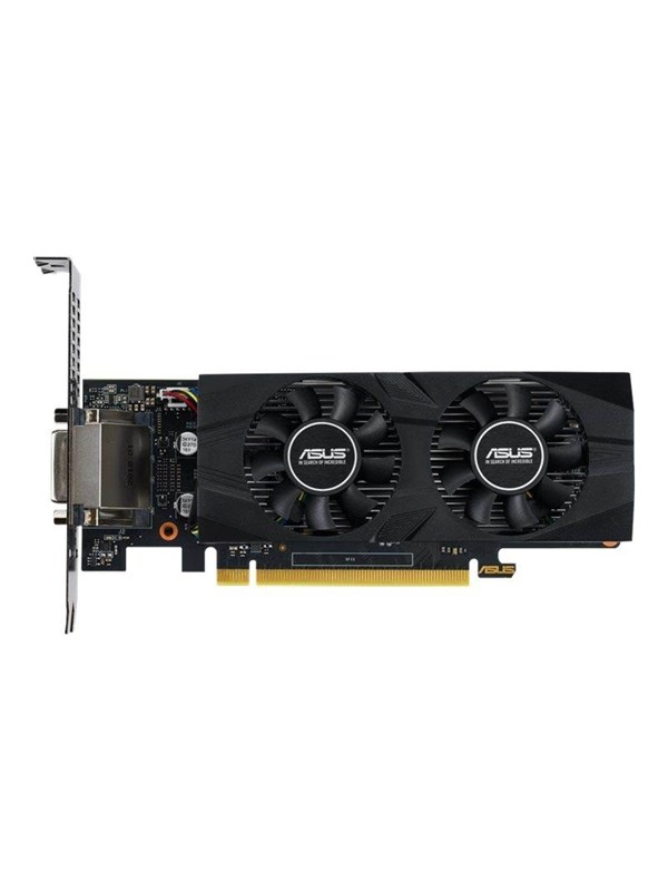Image of   ASUS GeForce GTX 1650 OC - 4GB GDDR5 RAM - Grafikkort