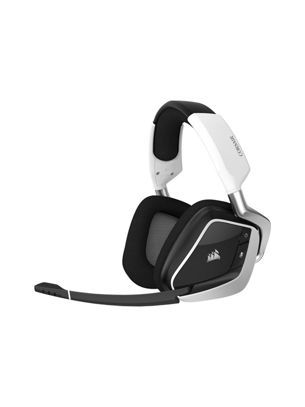 Billede af Corsair VOID RGB ELITE Wireless Gaming Headset - White
